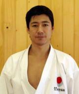 中達也師範の写真